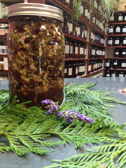 Heart Healing Plant Medicine: Hawthorn and Flower essences to